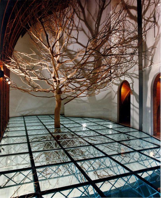 Imre Makovecz sevilla pavilion