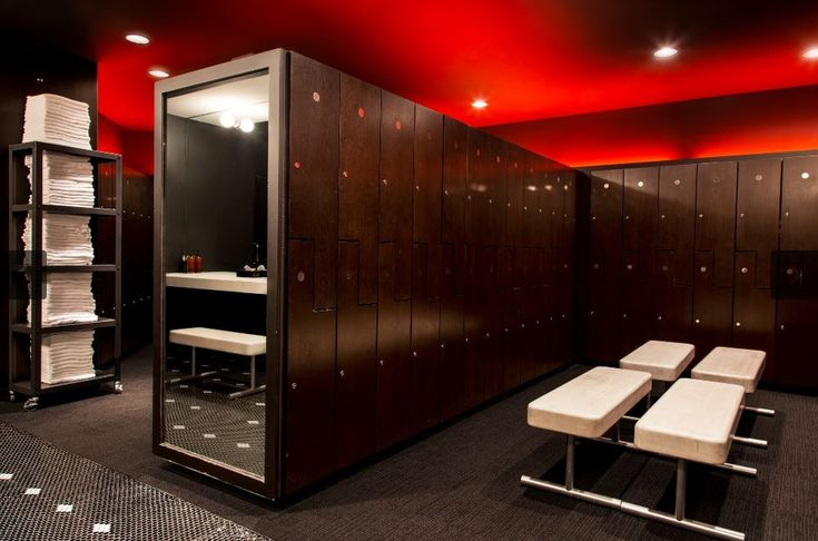 David barton gym changing room design pinterest