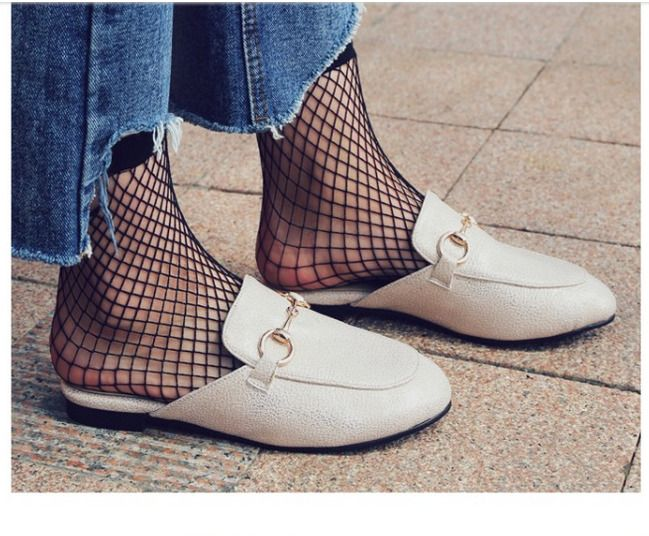 Womens Summer Slippers Sandals Recreational Flats Large Size 35-49 Shoes Q053