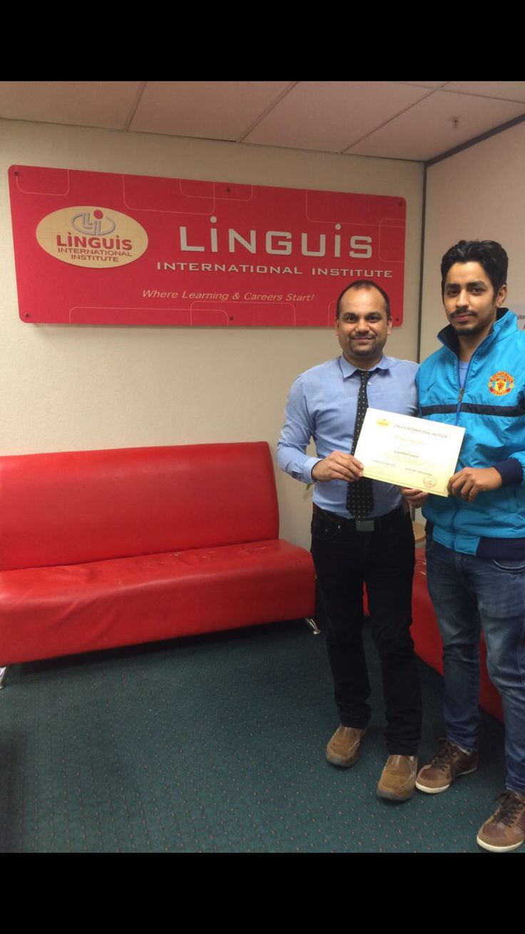 Congratulations to Sukhpreet Singh and Jagmeet Singh Brar for successfully completing level 7 course in Business Management from Linguis