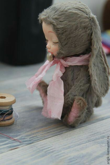 Teddybear doll