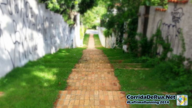 Passagem entre a Avenida Doutor Arnaldo e a Rua Petrópolis - Corrida de Rua