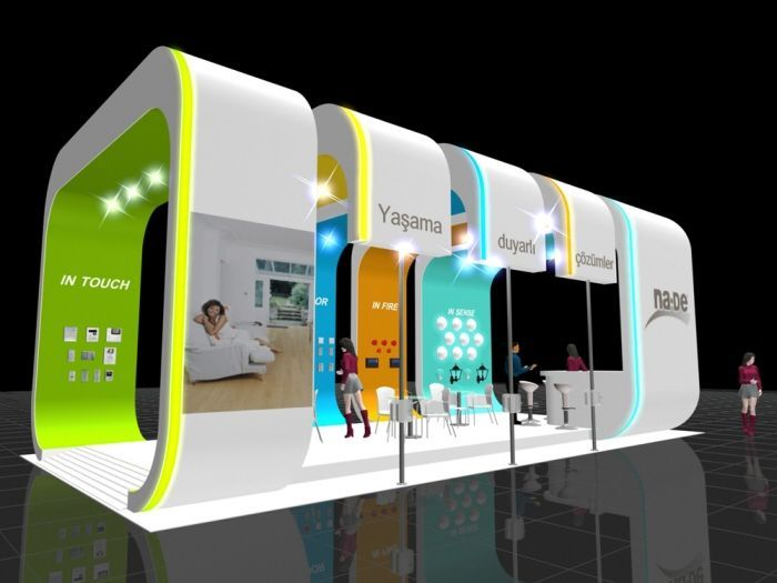 Exhibition Booth In : Best design stand expo images on pinterest