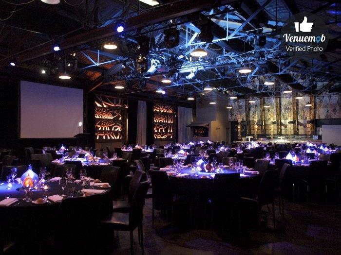 Entire Venue function space at Showtime Events Centre