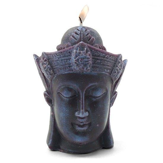 Buda con Corona 2, molde para hacer velas
