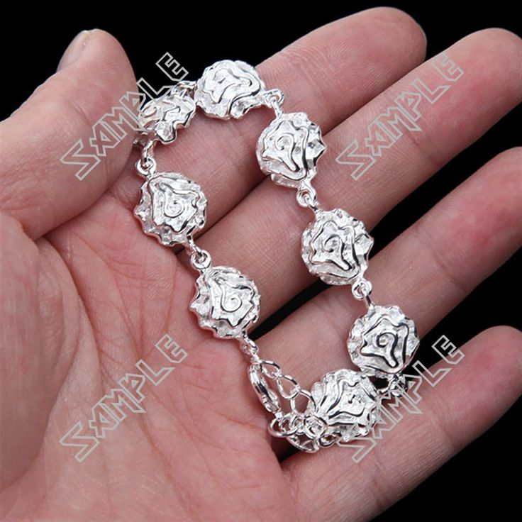 Fashionable Rose Style Bracelet Hand Chain Wrist Ornament Jewelry