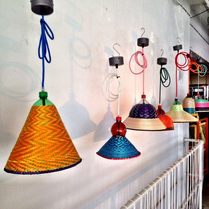 Lamps by Piet Hein Eek