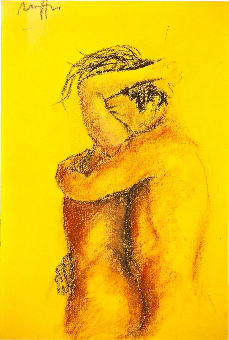 "ArtWorksRoma: ""passione"" by Massimo Maffei"