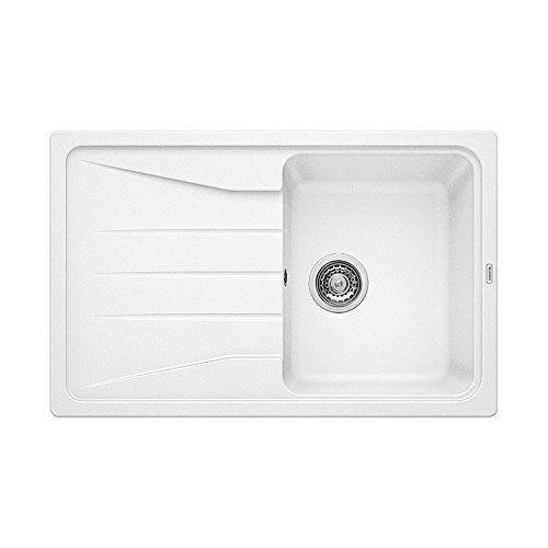 Blanco SONA 45 S Einbauspüle Silgranit® PuraDur® II weiß 519665 kaufen bei Hood.de