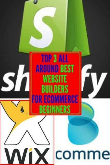 Find the best of the best website builders for beginners and eCommerce from the heavily researched list of the top 3 greatest website builders online @ https://honestonlinemoney.org/best-website-builders-top-3-ecommerce-beginners/