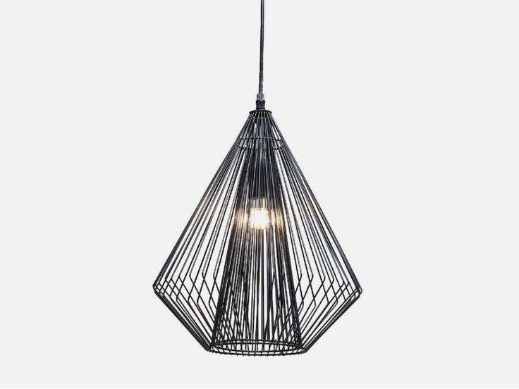 Lampa Wisząca Modo Wire I — Lampy wiszące Kare Design — sfmeble.pl
