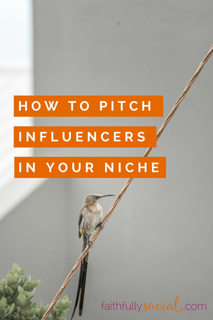"I pitched bloggers for an expert round up post on The SITS Girls and received a ""yes"" from a total of 10 women - and some of them are heavy hitters in the social media and blogging tips space. How did I do it? I share all of my tips, processes and tricks for pitching influencers by @faithfulsocial."