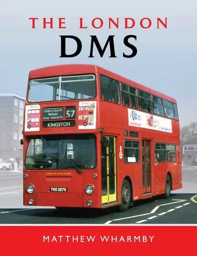 #Books4Friday The London DMS Bus by Matthew Wharmby! Take a look at it on our website...  http://www.pen-and-sword.co.uk/The-London-D-M-S-Bus-Hardback/p/12353