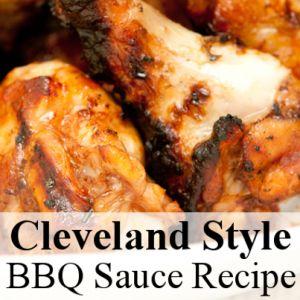 The Chew: Michael Symon's Cleveland BBQ Sauce Recipe & BBQ Chicken