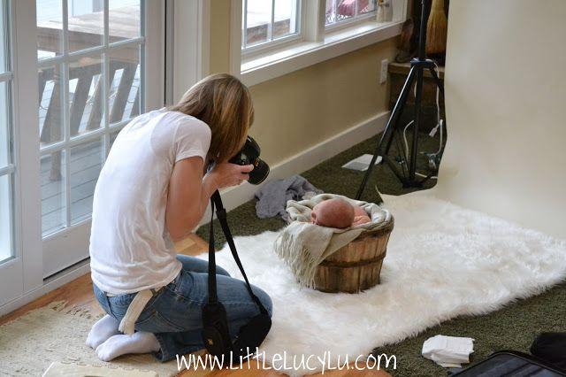 Little Lucy Lu Newborn Photography A Sneak Peek Behind