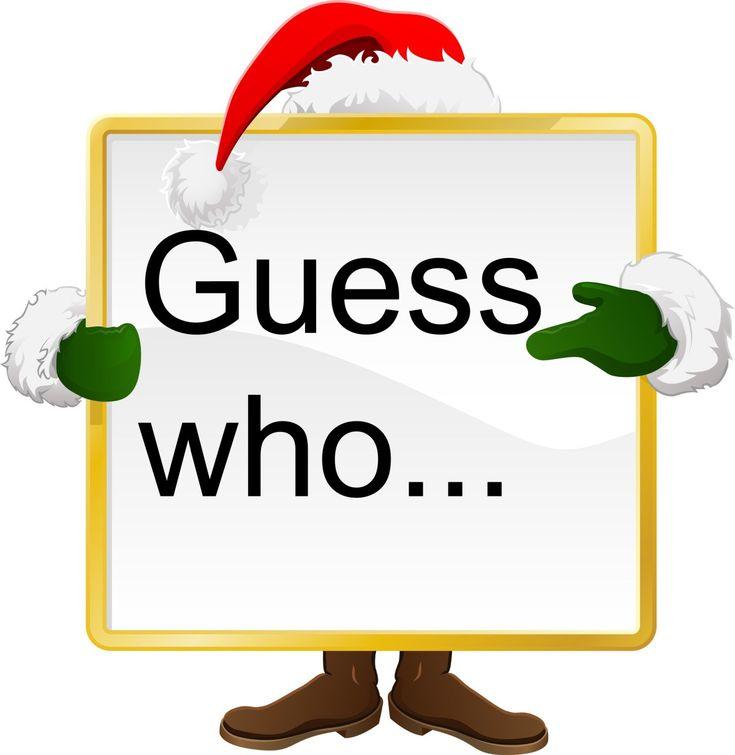 Christmas Ideas Secret Santa: The Big REVEAL For Secret Santa…