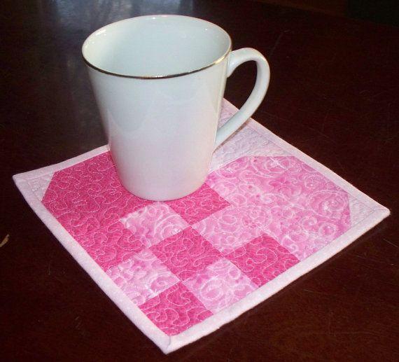 mug rug Inspiration