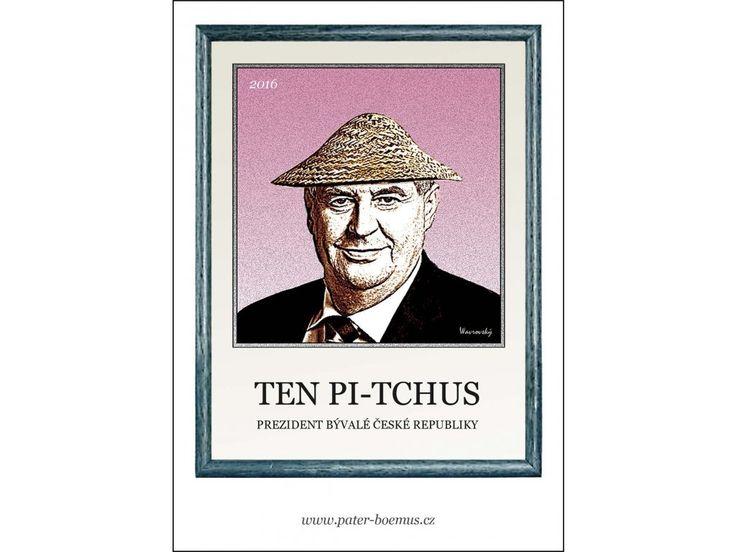 TEN PI-TCHUS - Pater Boemus