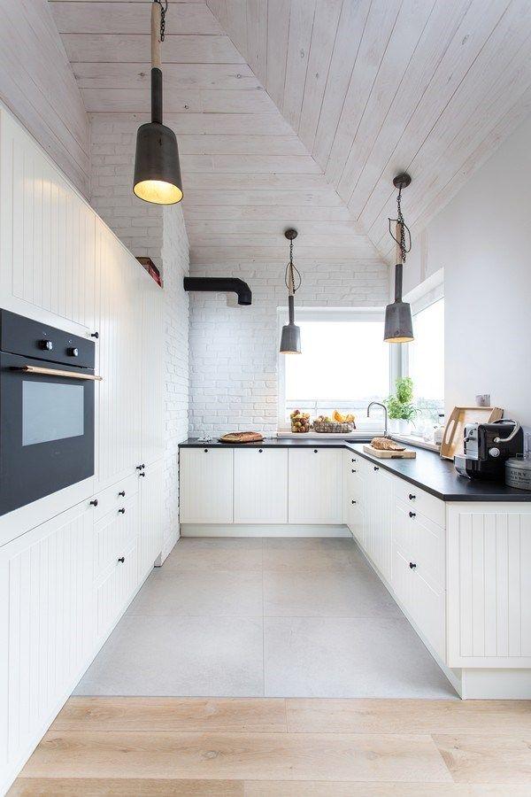 Kuchnia - Styl Skandynawski - emDesign home  decoration