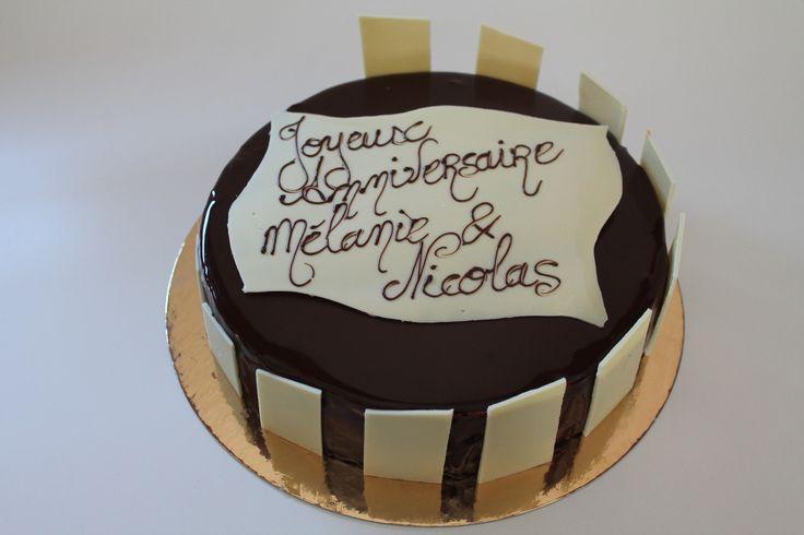 25+ melhores ideias sobre Mousse Chocolat Noir no ...