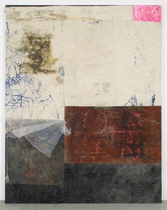 "Oscar Murillo ""Untitled"" 2012"