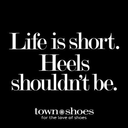 quotes about high heels - Google Search