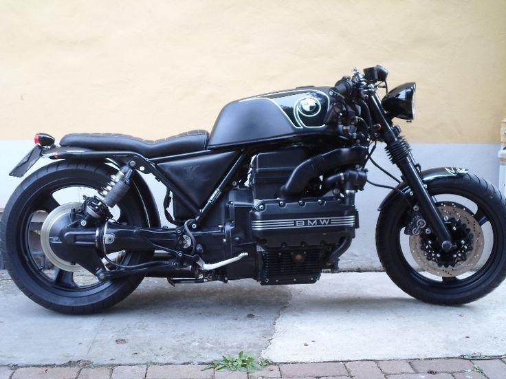 50 best bmw k100 cafe racer images on pinterest | bmw motorrad