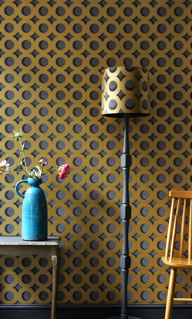 Wallpaper Ideas to Embellish your Home 25