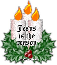 Christmas Religious Jesus Is The Reason quote