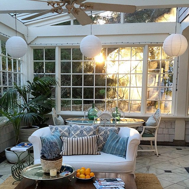 17 Best Images About Sunrooms On Pinterest Summer Porch