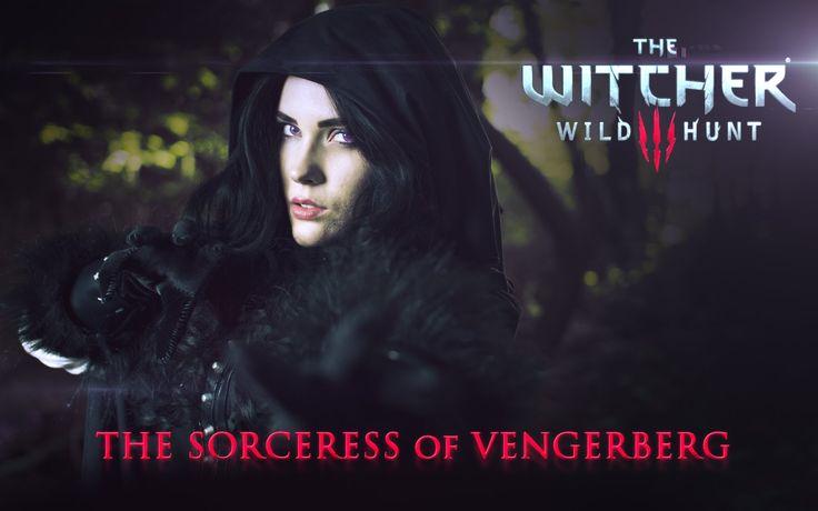 The Witcher 3 - Sorceress of Vengerberg (Starring Eve Beauregard & Jon C...