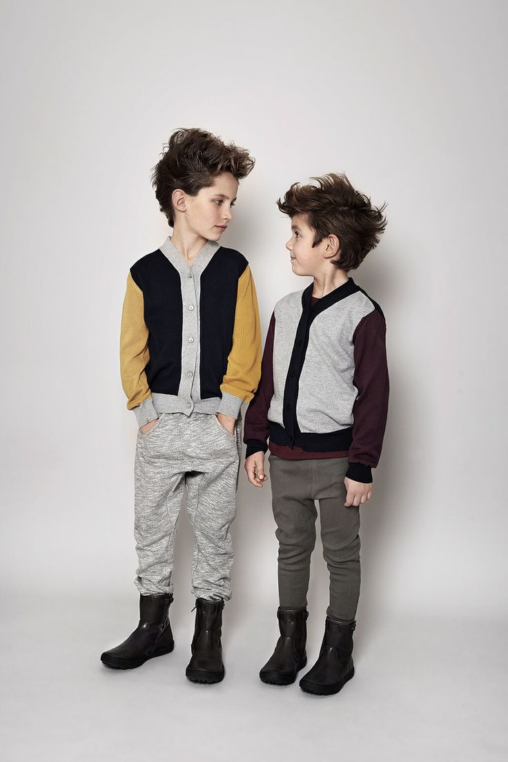 Cardigans for The boys