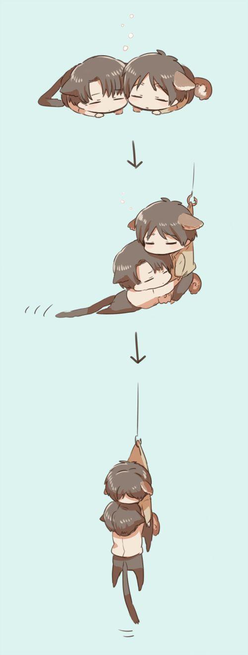 Levi, Eren