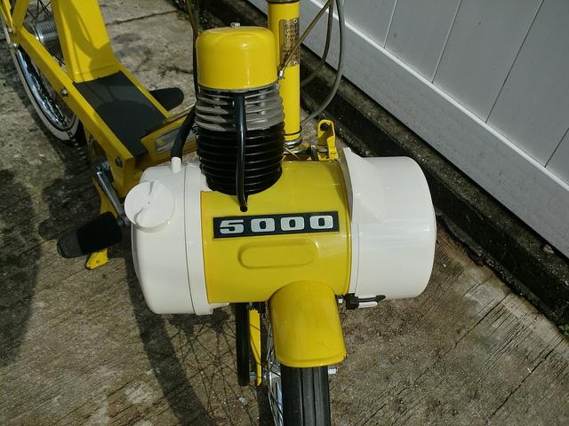 1975 Solex 5000