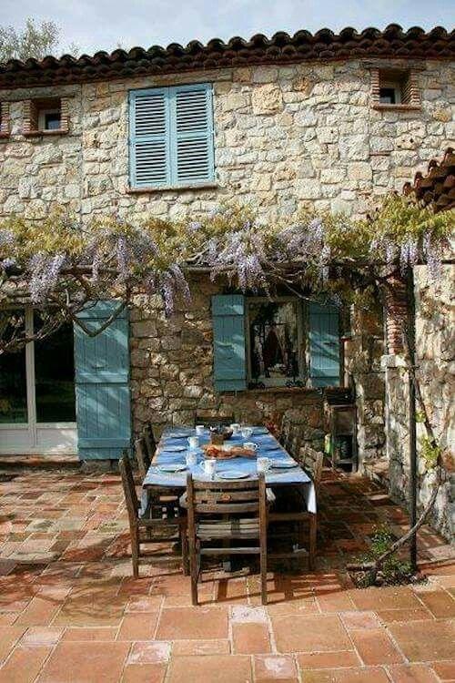 Oltre 25 fantastiche idee su case di campagna su pinterest for Piani casa degli ospiti cottage