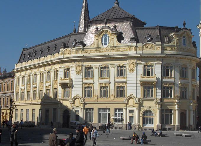 Sibiu Str. Samuel von Brukenthal nr. 2