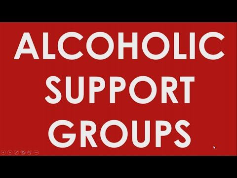 Alcoholic Support Groups