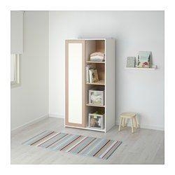 IKEA - SNIGLAR, Garderobekast, , De garderobekast is perfect voor kleine ruimtes…