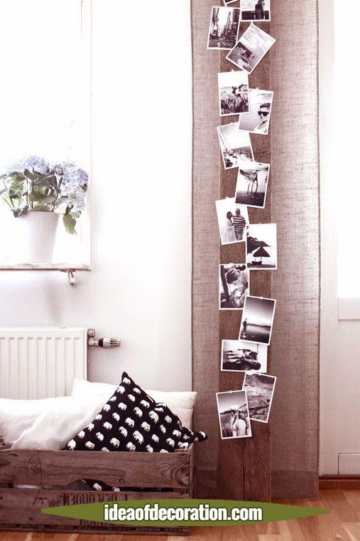 23 DIY-Projekte, mit denen Sie Ihre Fotos in Wandkunst verwandeln können #walldecor #homedecor #homedecorideas #decor #gallerywall