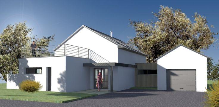 les 25 meilleures id es concernant zinc toiture sur pinterest toiture maison toiture. Black Bedroom Furniture Sets. Home Design Ideas