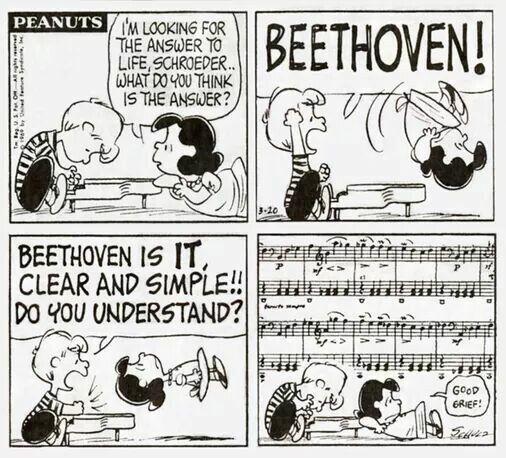 Beethoven! ;-)