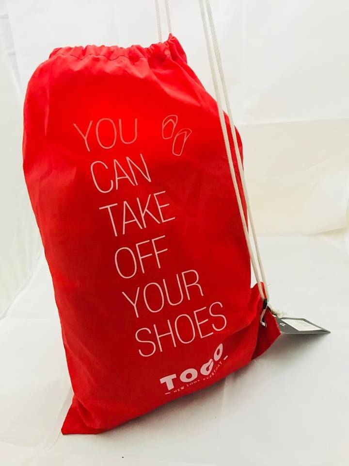 To Goضل حدا بغزة ما بيعرف ماركة بس اليوم تو جو بشكل جديد تقدم الكم من خلال متجر لقطة الذي عهدناه بكل شئ مميز Take Off Your Shoes Laundry