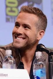Image result for deadpool ryan reynolds haircut