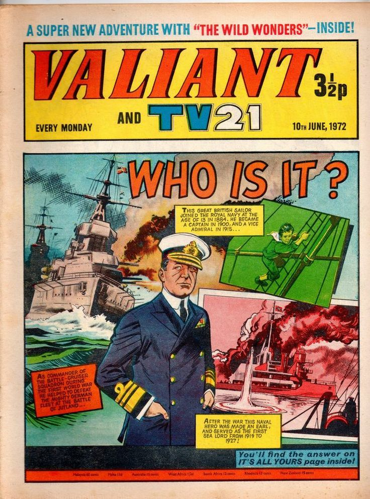 VALIANT AND TV 21 COMIC 10 TH JUNE 1972  STAR WARS