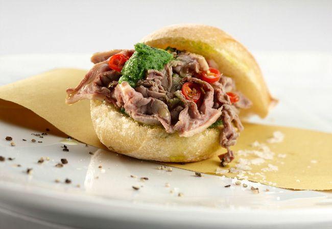 Fast Food in Florence? The Lampredotto Sandwich Becomes Gourmet Fare. #FSTaste