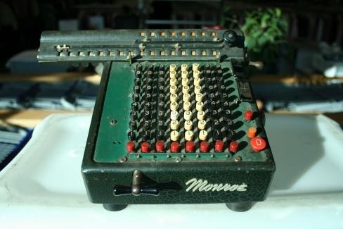 Adding Machine: Speed Adding, Adding Calculator, High Speed, Goodwill Finds