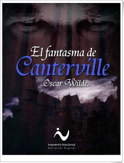 """""""El fantasma de Canterville"""" de Oscar Wilde."""