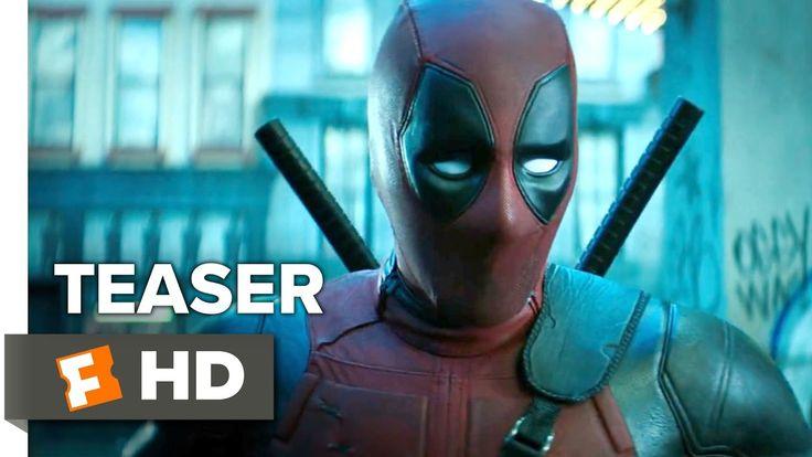 FUCK YEAAAAAAH!!!! ...that is all.  :) Deadpool 2 'No Good Deed' Teaser (2018) | Movieclips Trailers