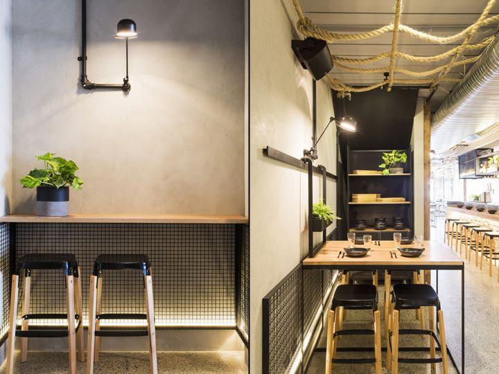Aydınlatma ve Dekor Dünyasından Gelişmeler: Biasol Design Studio'dan Melbourne'de Little Oscar Restaurant & Bar #aydinlatma #lighting #design #tasarim #dekor #decor