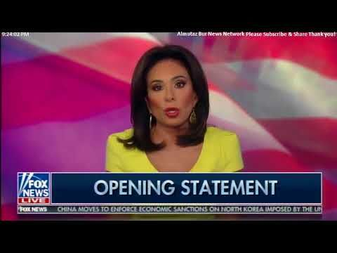 Judge Jeanine Pirro's Opening Statement Saturday, September 23, 2017 #OpeningStatement - YouTube